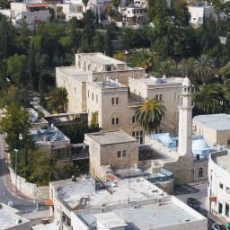 Benedictine Monastery in Abu Ghosh