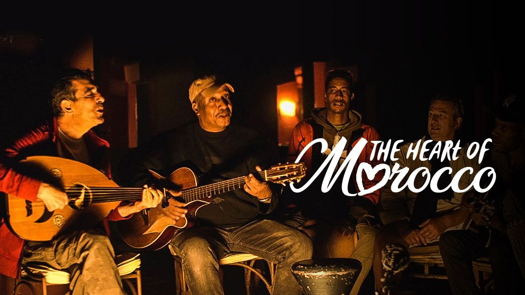 The Heart of Morocco