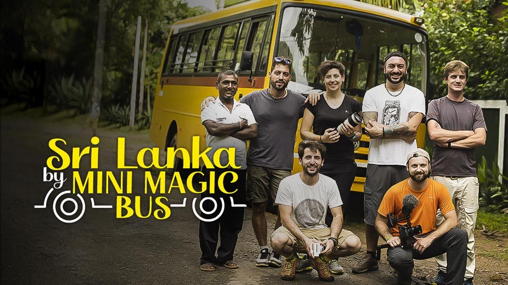Sri Lanka By Mini Magic Bus