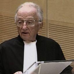 Benjamin Ferencz, The Nuremberg Prosecutor