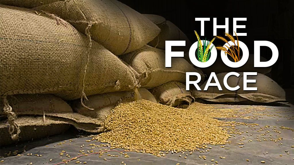 The Food Race - Pesticides, GMOs and Organic Farming on the test