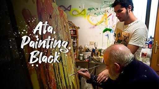 Ata, Painting Black