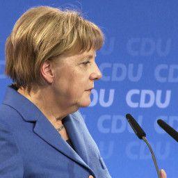 Angela Merkel, The Unexpected