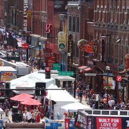 Nashville - the craziest city of America