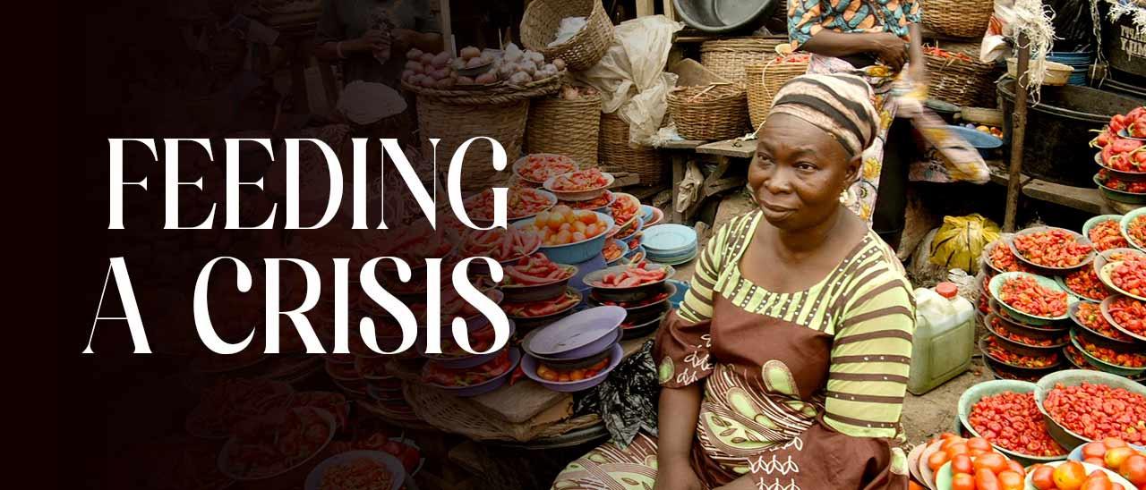 Feeding A Crisis